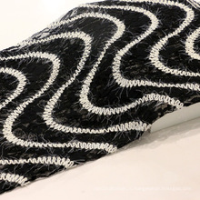 Шерстяная кружевная вышивка для одежды