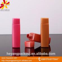 30ml body lotion square PE bottle