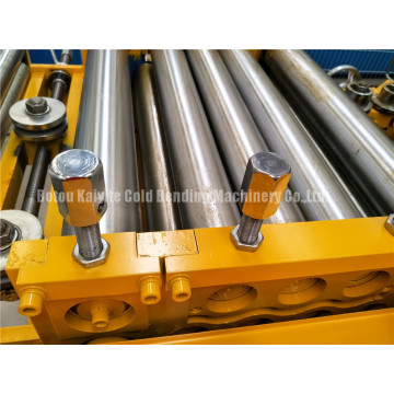 Hydraulic Automatic C&U&Z Purlin Roll Forming Machinery