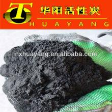 325mesh madera carbón activado para la purificación de agua