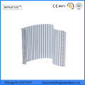 Flexible Aluminum Machine Cover Rolling Up Cover