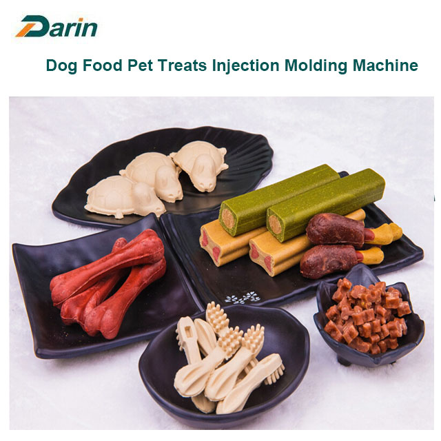 23 Injection Treats Machine Sample