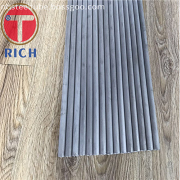 TP410 Seamless Ferritic dan Martenstic Stainless Steel Tube