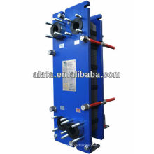 A2B прокладка пластинчатый теплообменник для нефти, профессиональный производство для теплообменника