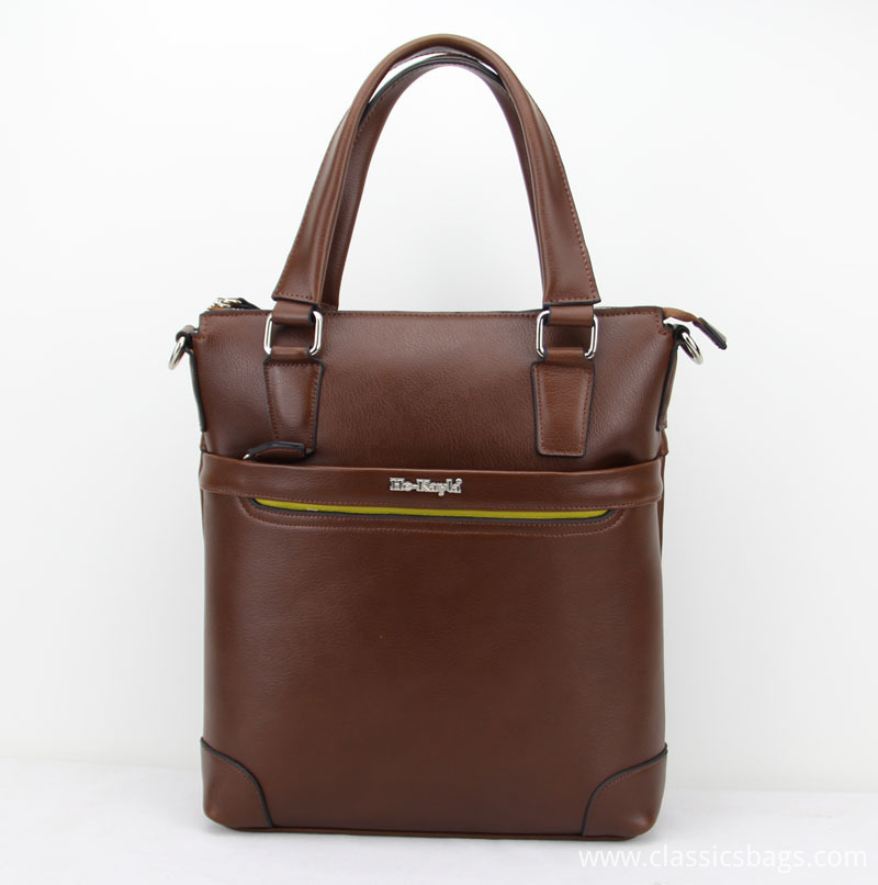 Leather Messenger Bag Men Dk 1509 Pm003 Brown