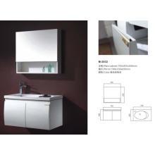 Новый современный тщеславия ванной шкаф с зеркалом