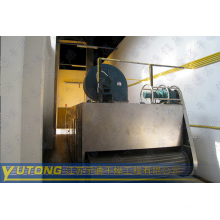 Dwt Continuous Industrial Seweeed Drying Machine