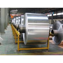 Rollo gigante de papel de aluminio de 450 mm