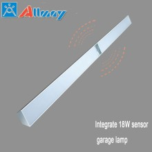 LED Linear Pendant Light with Microwave Sensor