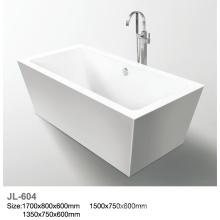 Автономная горячая ванна с акриловым покрытием