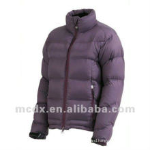 Trendy winter down jacket women