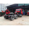 CAMC Brand 10 Wheels Truck Tractor