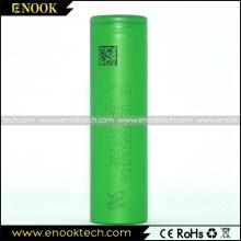 Безопасная и высококачественная цилиндрическая аккумуляторная батарея Vtc6