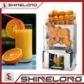 Máquina de suco de laranja fresco para laranja inteira feita na China
