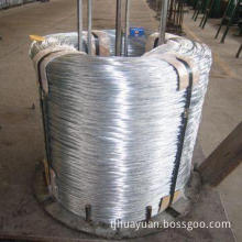 Galvanized Wire for Armoring Cable, Measures 0.80 to 3.50mm