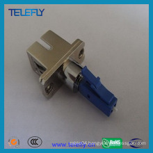 LC Male-Sc Female Hybrid Fiber Optic Adaptor