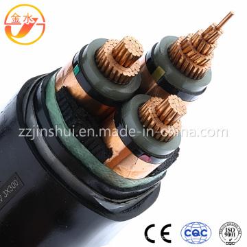 XLPE / PVC (vernetztes Polyethylen) Isoliertes elektrisches Stromkabel