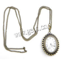 Gets.com reloj de cadena de hierro romanson