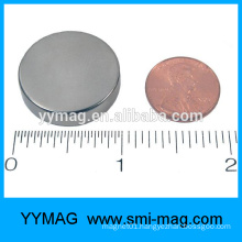 High quantity disc magnet of ndfeb for sale