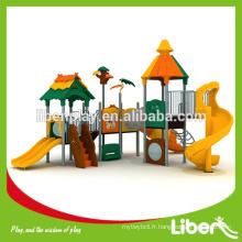 Forest Series Outdoor Playground Slide avec haute qualité LE.LL.007