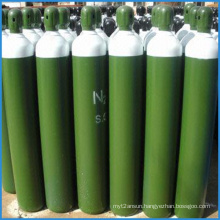 50L Seamless Steel High Pressure Laughing Gas Cylinder (EN ISO9809)