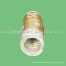 welding insulator for mig welding torches