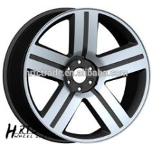 HRTC OEM manufacturers casting aluminum alloy wheel rim for toyota 26*10