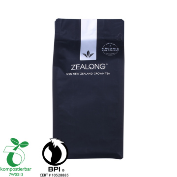 Eco Flat Bottom Disposable Compostable Wholesale di China