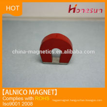 Alibaba China Alnico Horseshoe Magnet Generator