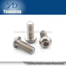 ISO7380 socket head cap screws