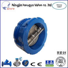 Hot product with modern cast steel check valve