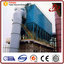 Dust filtration polishing machine dust collector