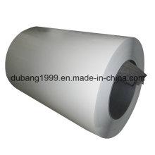 Bobinas de acero galvanizado prepintado con diseño Floweral