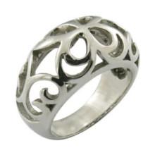 Hollow-out anillo de la joyería de moda de las mujeres