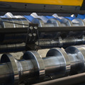 Metal Hebei Used Roof Tile Roll Forming Machinery