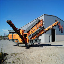 Sand Screening Machine For Construction Equipment