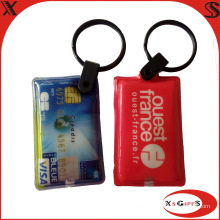 Cheap Price LED PVC Key Chain with Printing