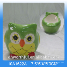 Owl series egg cup for kitchen decoration