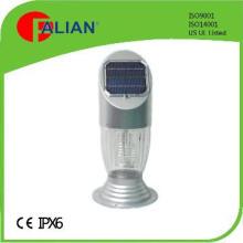 3 Year Warranty LED Solar Garden Lights 0.72W IPX6 & CE Certification