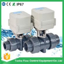 D25 Plastik PVC-Toilette abschalten elektrische Kugelhahn Großhandel