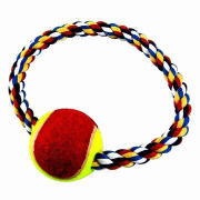 Pet Cotton Rope Toy, Weighs 125g