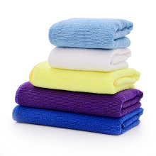Polyester 80% and Polyamide 20%  towel