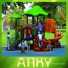 Forest Style Playground Equipment