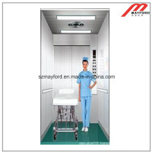 Safety Bed Lift with Machine Room Elevator