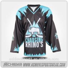 Jerseys por encargo del hockey sobre hielo / camisas / desgaste / calcetín