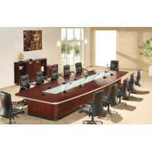 Mesa de reunião de mesa de escritório moderna personalizada (HF-MH7005)
