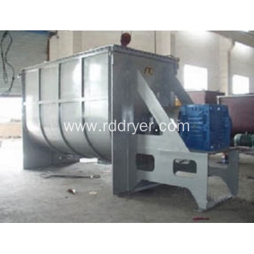 Large Discharge Opening Ribbon Mixer