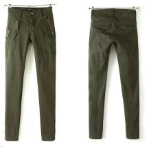 Pantalons décontractés pour la mode Printemps et Automne 2015