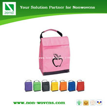 High Quality Hot Sales Eco friendly Nonwoven lunch bag