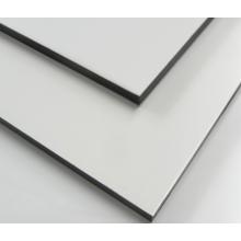 panneau composé en aluminium de PE / PVDF bon marché de prix et fabricant de feuille d'acp pour le matériel de décoration